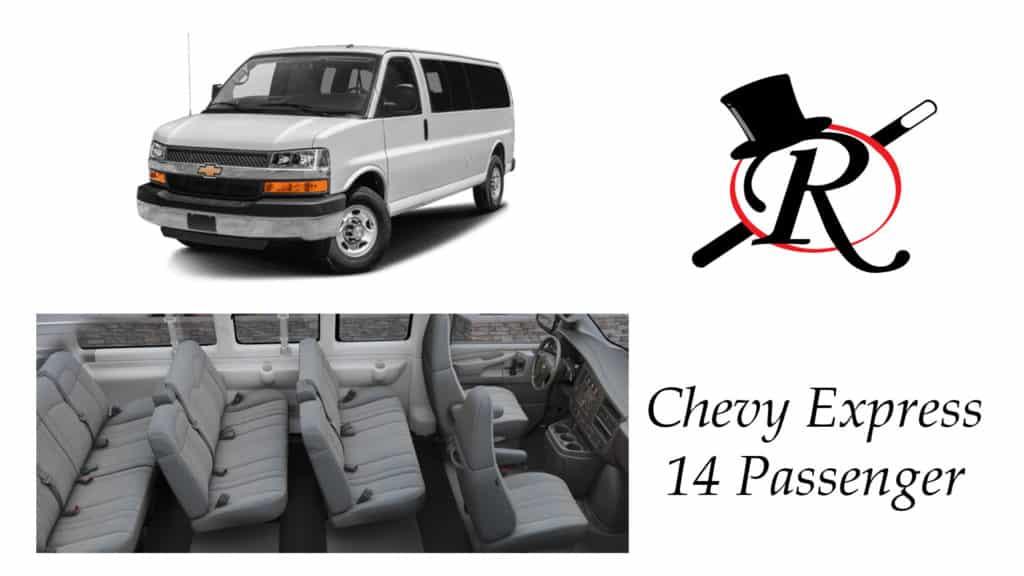 V6 Shuttle Van